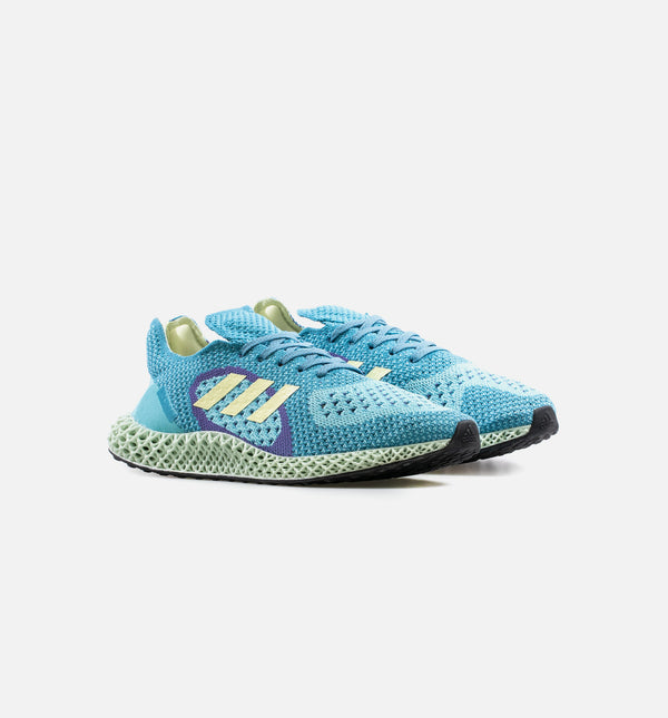 4D ZX AQUA MENS LIFESTYLE SHOE - BLUE/GREEN