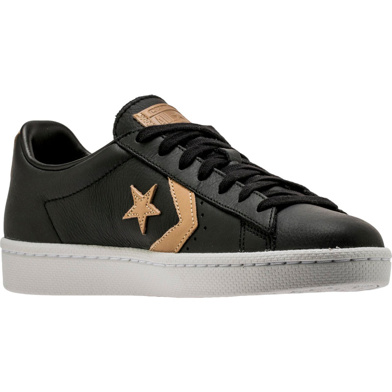 CONVERSE PL 76 LOW MEN'S - BLACK/GOLD/WHITE