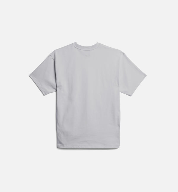 PHARRELL WILLIAMS BASIC MENS T-SHIRT - GREY