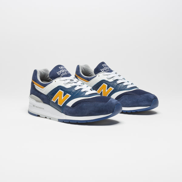 997 USA Nice Kicks Essentials - BLUE/WHITE