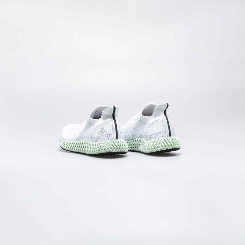 ALPHAEDGE 4D REFLECTIVE MENS RUNNING SHOE - WHITE/GREEN