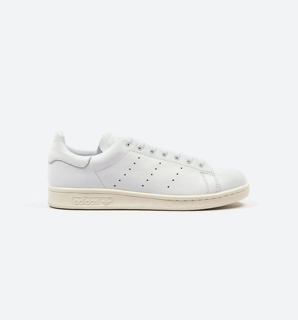 STAN SMITH MENS LIFESTYLE SHOE - WHITE/BONE