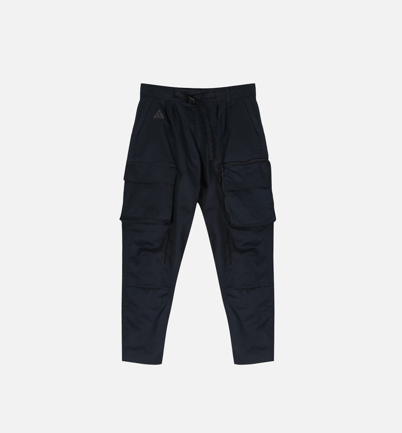 ACG MENS WOVEN CARGO PANTS - BLACK/BLACK