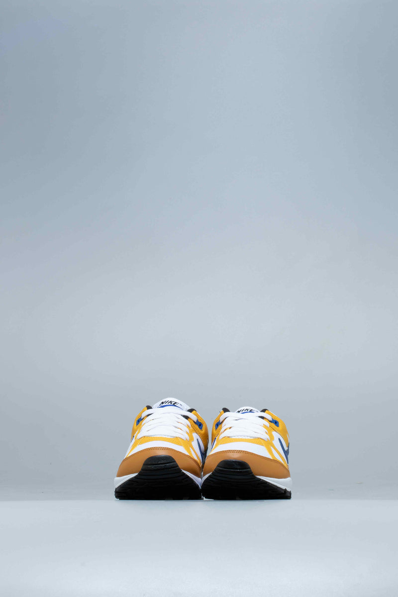 AIR SPAN 2 MENS SHOES - CANARY YELLOW/GREY