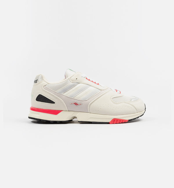 ZX 4000 WOMENS LIFESTYLE SHOE - CHALK WHITE/CRYSTAL WHITE/OFF WHITE