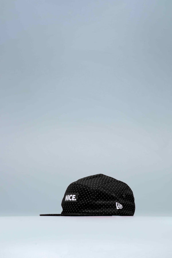 NICE KICKS LIFE HAT - BLACK