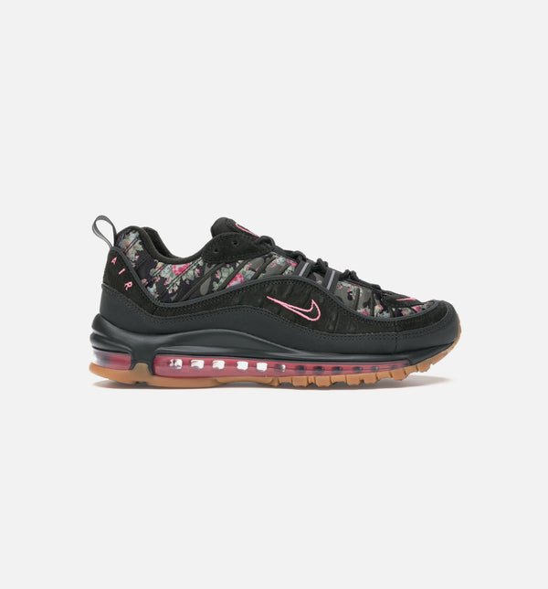 AIR MAX 98 SEQUOIA WOMENS SHOE - FLORAL PATTERN/PINK