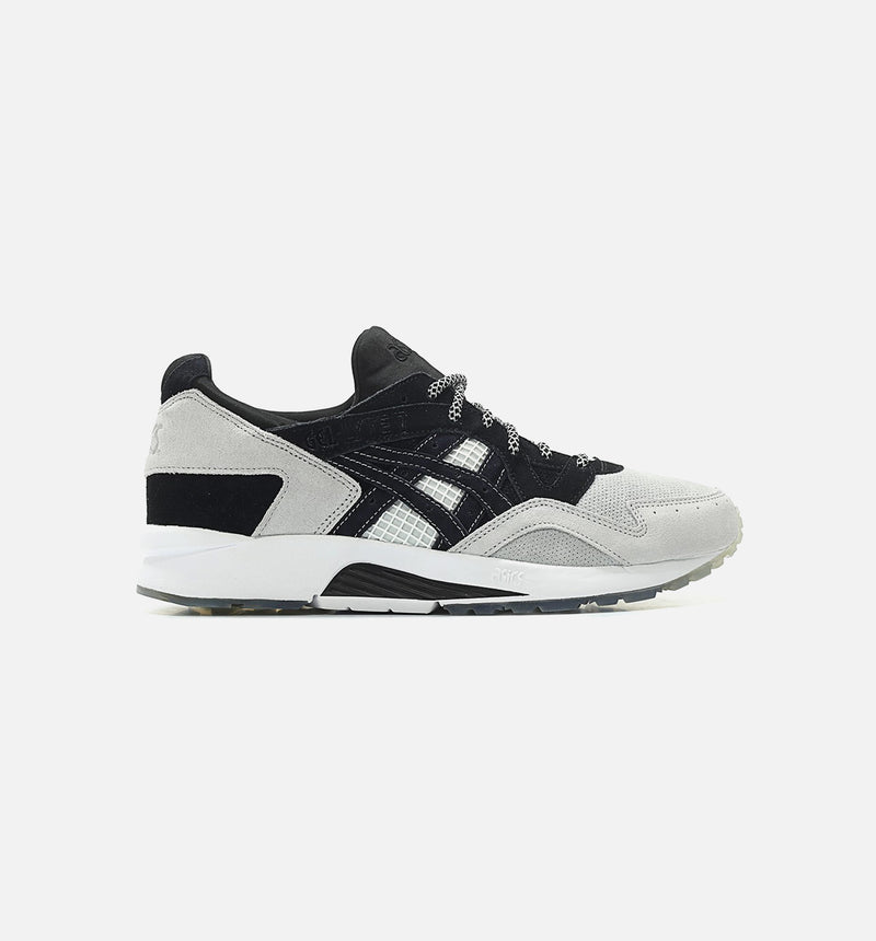 MONKEY TIME X ASICS GEL LYTE V MENS SHOES - GREY/BLACK/WHITE