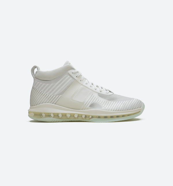 LEBRON X JOHN ELLIOTT ICON QS MENS BASKETBALL SHOE - WHITE/SAIL