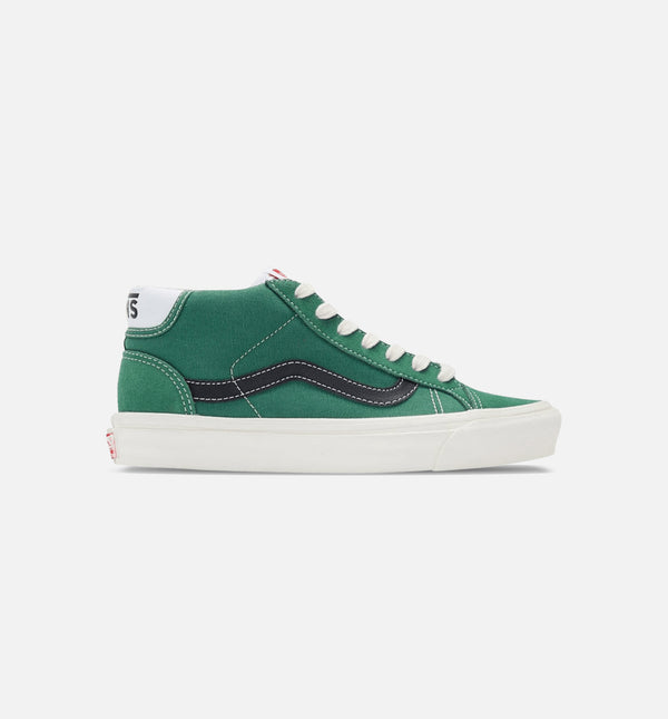 VAULT OG MID SKOOL 37 LX MENS LIFESTYLE SHOE - GREEN/WHITE