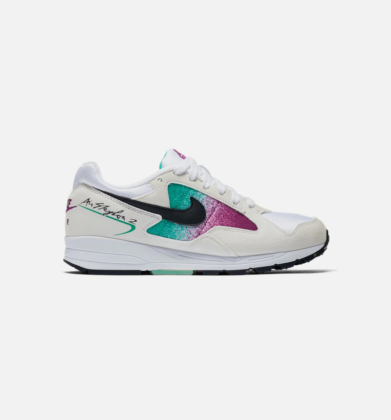 AIR SKYLON LI WOMENS SHOE - WHITE/BLUE