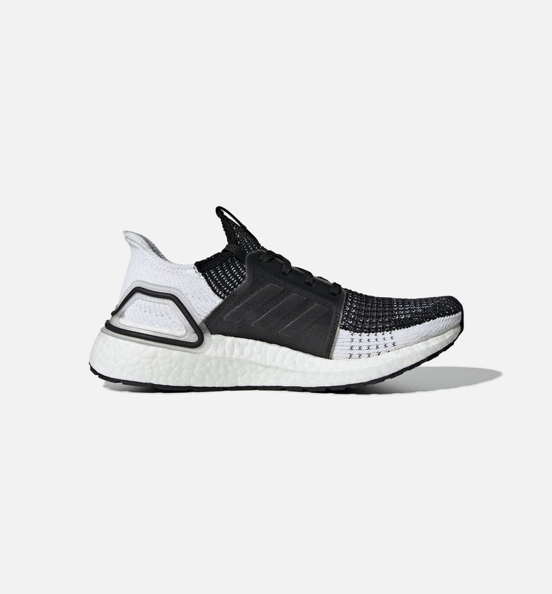 ULTRABOOST 19 WOMENS SHOE - CORE BLACK/GREY/GREY