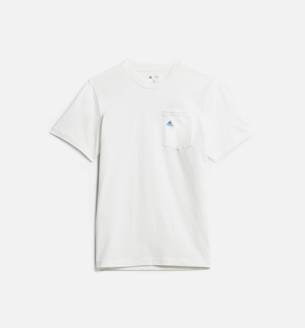NOAH TF MENS T-SHIRT - WHITE