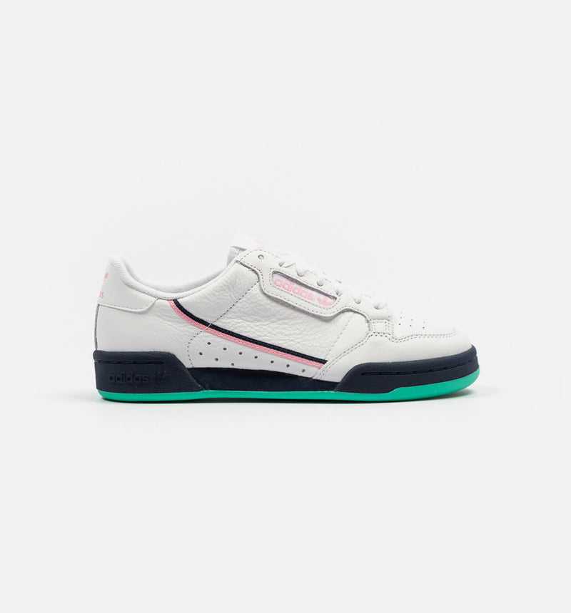 CONTINENTAL 80 WOMENS SHOE - WHITE/PINK