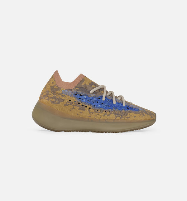 YEEZY BOOST 380 BLUE OAT MENS LIFESTYLE SHOE - BLUE/TAN
