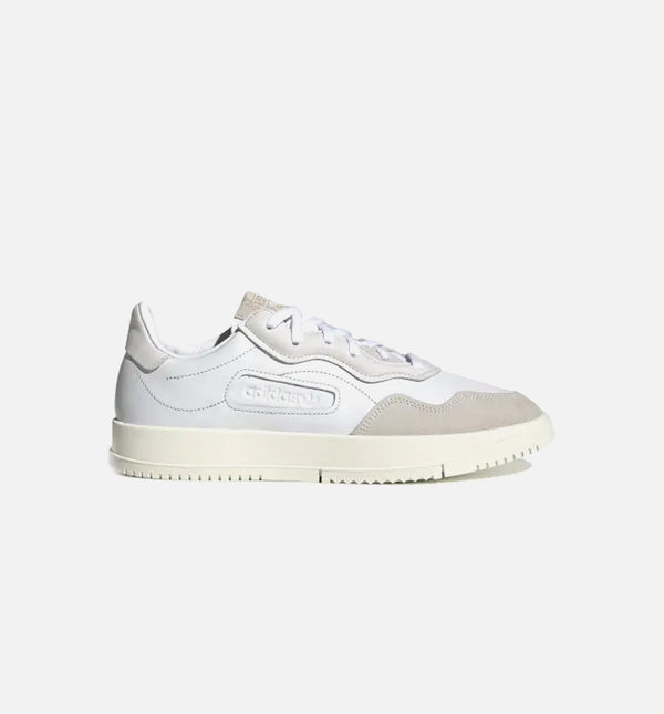SC PREMIERE MENS LIFESTYLE SHOE - CRYSTAL WHITE/CHALK WHITE