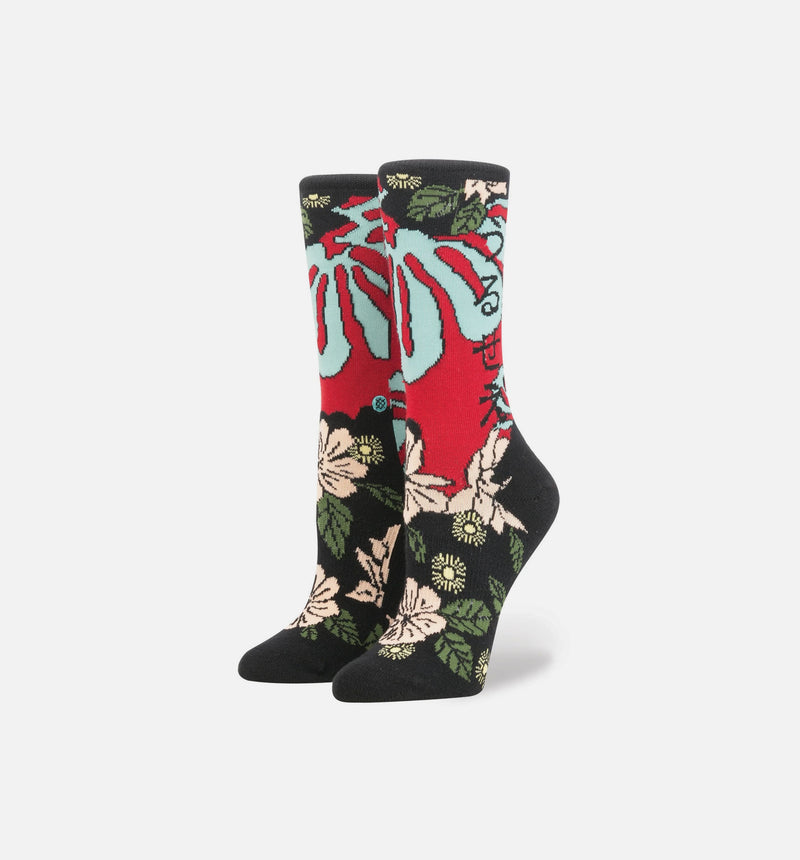 "STANCE FENTY LOTUS ""RIHANNA COLLABORATION"" SOCKS - GREEN"