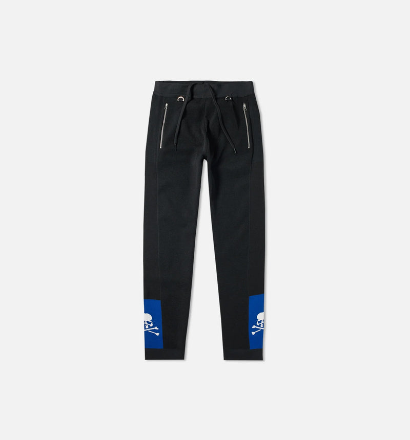 ADIDAS MASTERMIND COLLECTION MENS TRACK PANTS - BLACK/BLACK