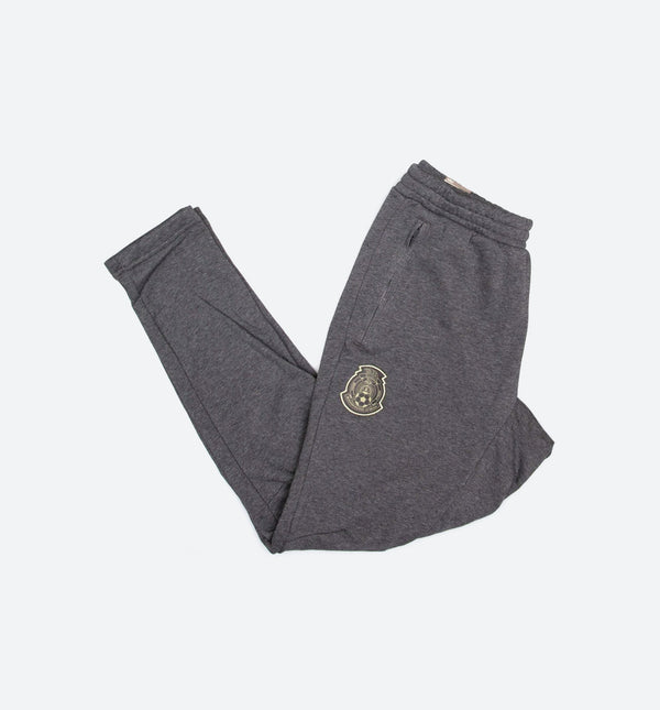 MEXICO SEASONAL SPECIAL DROP CROTCH MENS PANTS - GREY/GREY