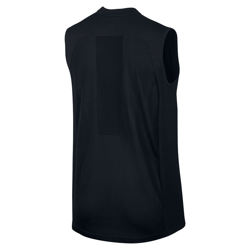 NIKE SPORTSWEAR TECH KNIT TANK TOP WOMEN'S - BLACK