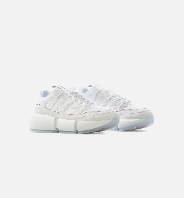 NEW BALANCE X JADEN SMITH VISION RACER MENS LIFESTYLE SHOE - WHITE