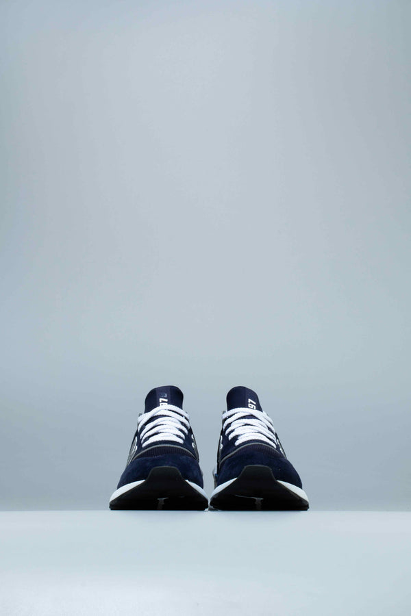 997 SPORT MENS SHOE - NAVY/GREY