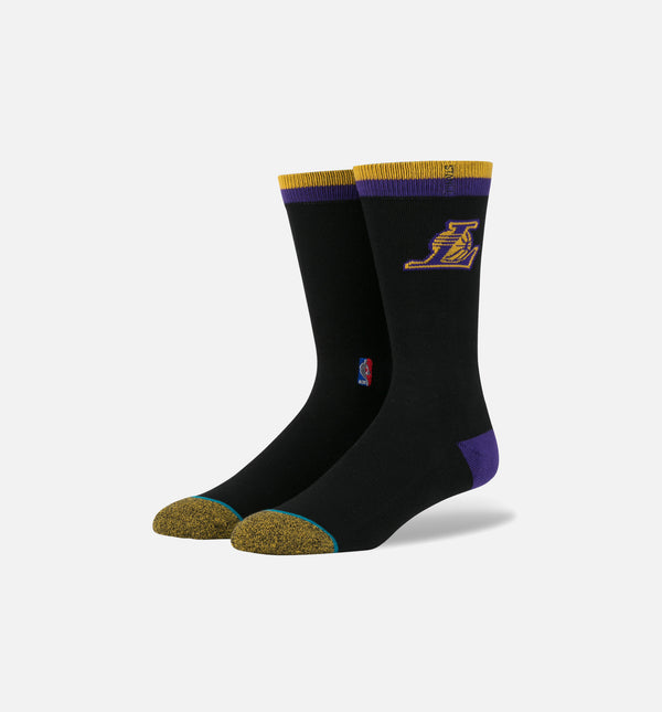 Stance NBA Los Angeles Socks (Mens) - Black