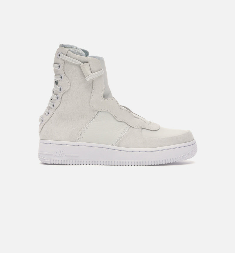 AIR FORCE 1 REBEL XX REIMAGINED COLLECTION WOMENS SHOE - WHITE/SILVER