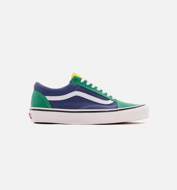 OLD SKOOL 36 DX MENS LIFESTYLE SHOE - NAVY/GREEN