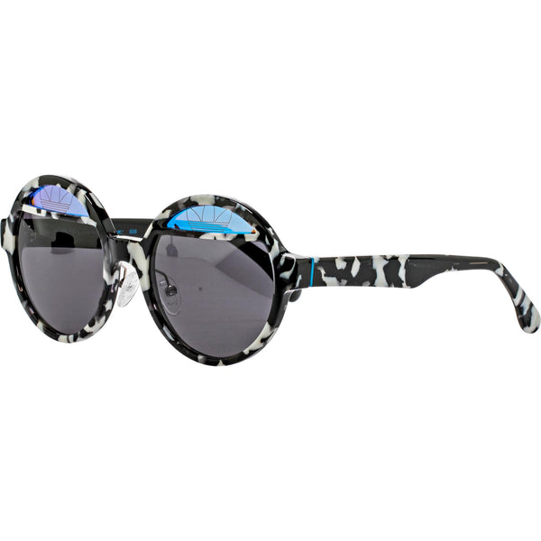 ADIDAS X ITALIA INDEPENDENT SUNGLASSES WOMEN'S - BLACK/WHITE