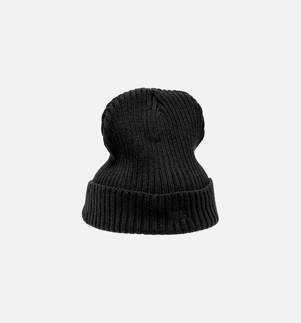 NICE KICKS BOX LOGO BEANIE - BLACK