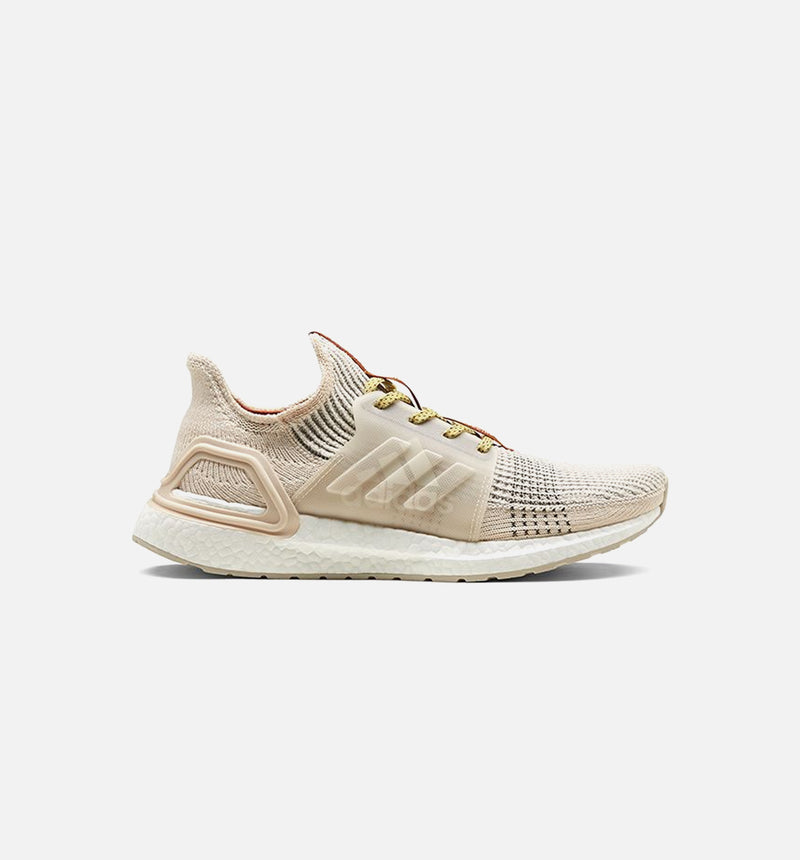 WOOD WOOD X ADIDAS ULTRABOOST 2019 MENS RUNNING SHOE - TAN/WHITE