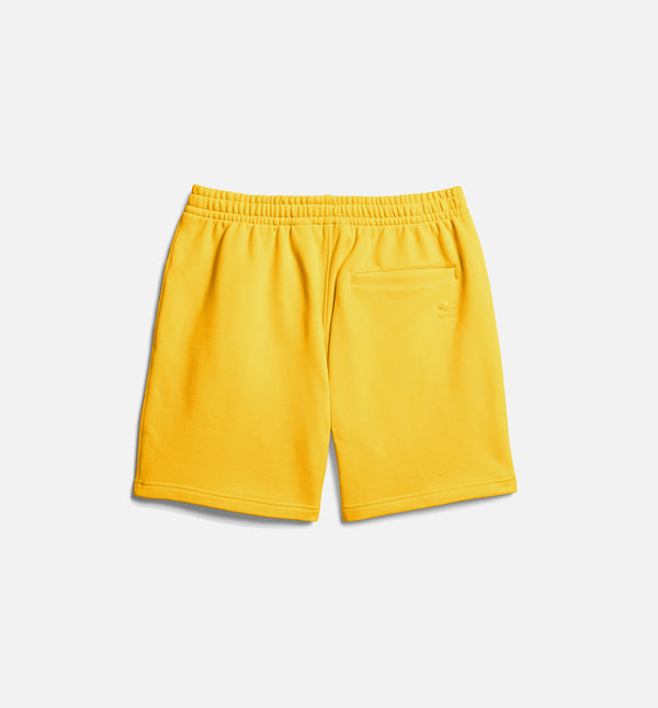 PHARRELL WILLIAMS BASIC MENS SHORTS - GOLD