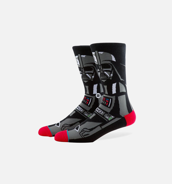 STANCE STAR WARS VADER CREW SOCKS - BLACK