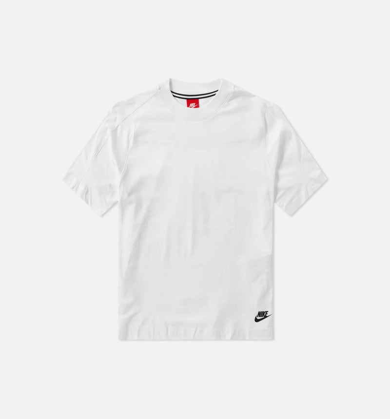 NIKE SPORTSWEAR BONDED TOP WOMEN'S - WHITE