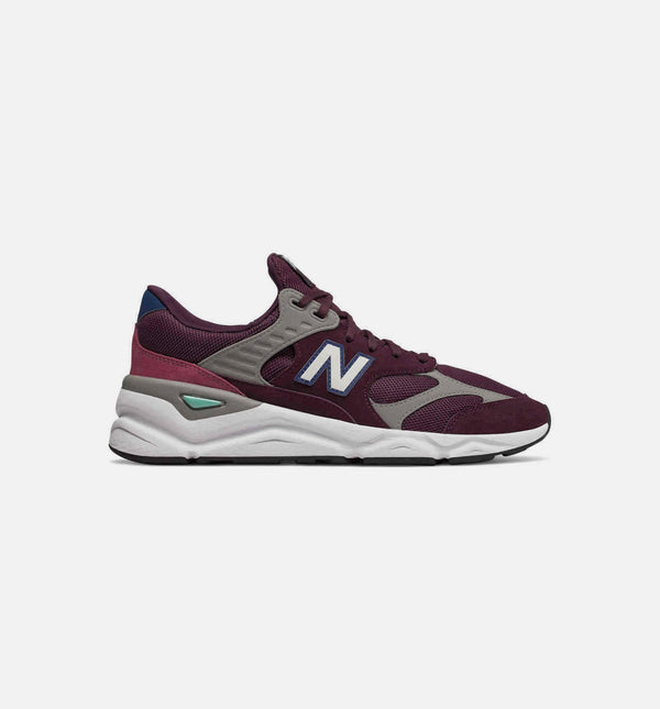 X-90 RECONSTRUCTED MENS SHOE - PURPLE/GREY