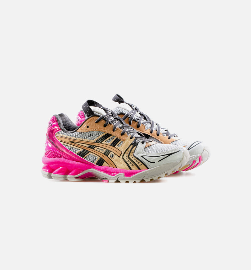 KIKO KOSTADINOV X UB1 S GEL KAYANO 14 WOMENS LIFESTYLE SHOE - GREY/PINK/MULTI