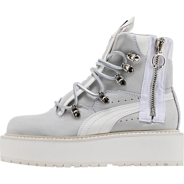FENTY BY RIHANNA X PUMA SNEAKER BOOT WOMEN'S - WHITE