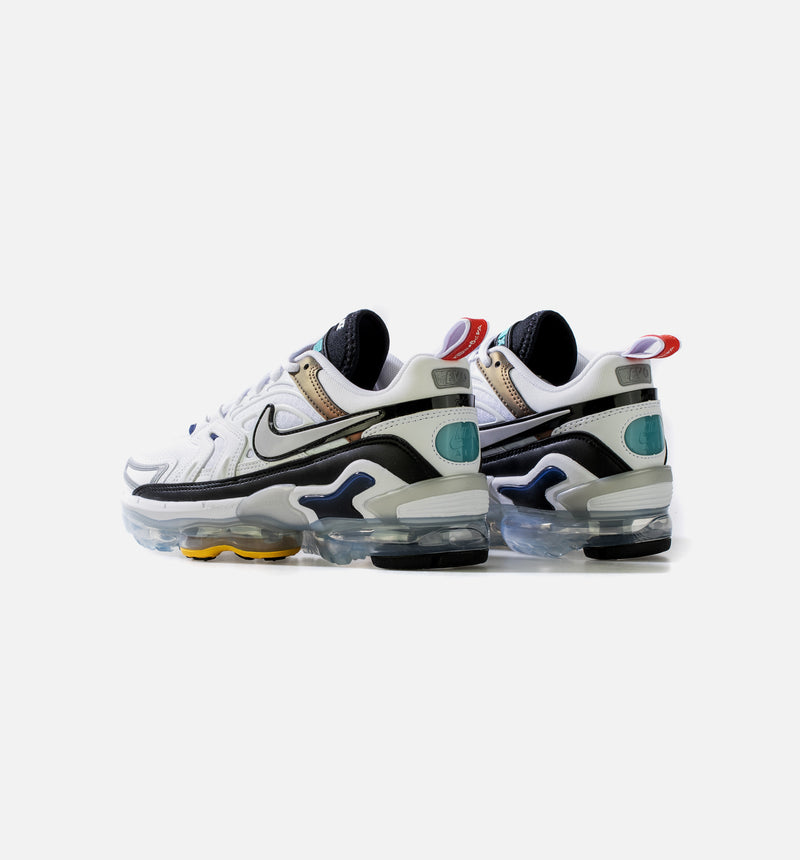 AIR VAPORMAX EVO EVOLUTIONS OF ICON WOMENS LIFESTYLE SHOE - WHITE/GREY/NAVY