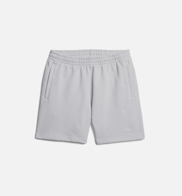 PHARRELL WILLIAMS BASIC MENS SHORTS - GREY