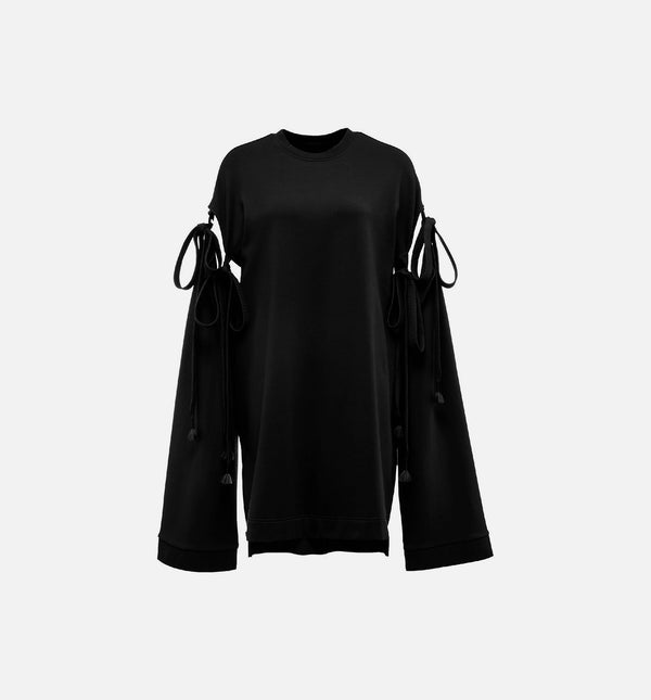 ADIDAS ATHLETICS X REIGNING CHAMP FRENCH TERRY HOODIE WOMEN'S - BLACK