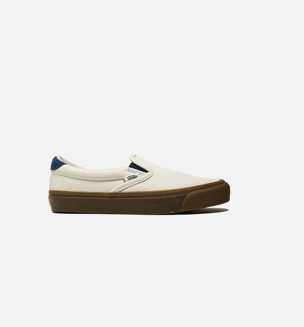 OG SLIP ON 59 LX MENS SHOES - MARSHMALLOW/SAILOR BLUE