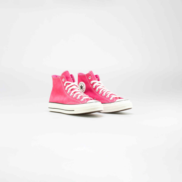 CHUCK TAYLOR 70 SUEDE MENS LIFESTYLE SHOE - PINK/BONE