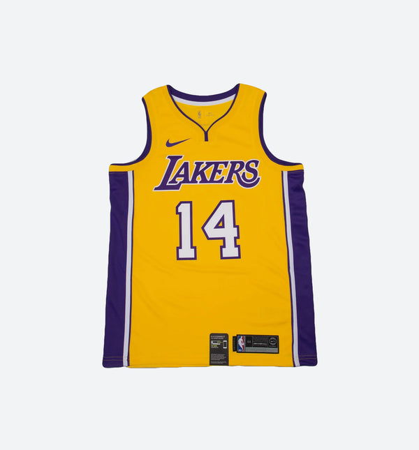 LOS ANGELES LAKERS SWINGMAN JERSEY - YELLOW/PURPLE