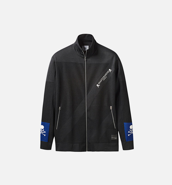 ADIDAS MASTERMIND COLLECTION MENS TRACK JACKET - BLACK/BLACK