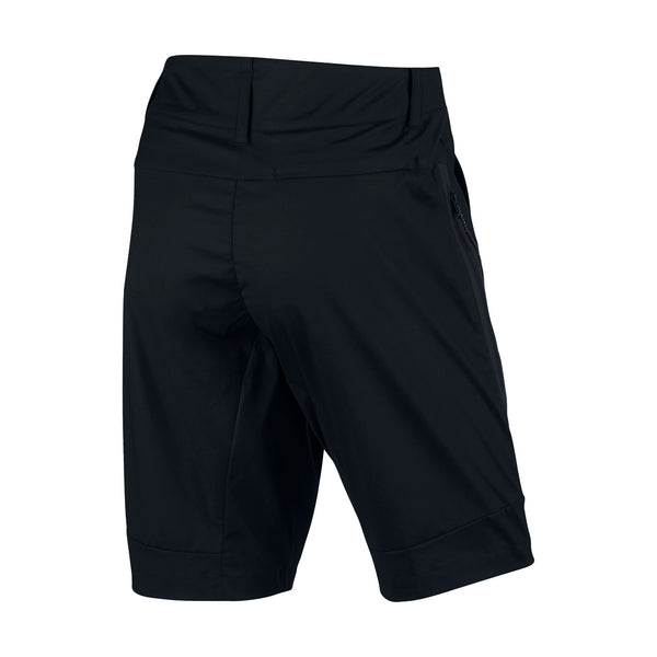 NIKE SPORTSWEAR BONDED SHORTS MEN'S - BLACK