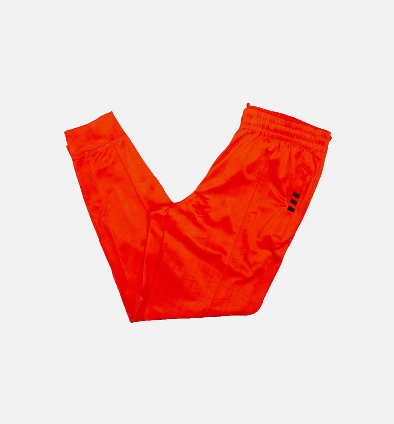 ADIDAS ORIGINALS X ALEXANDER WANG MENS TRACK PANTS - RED/BLACK