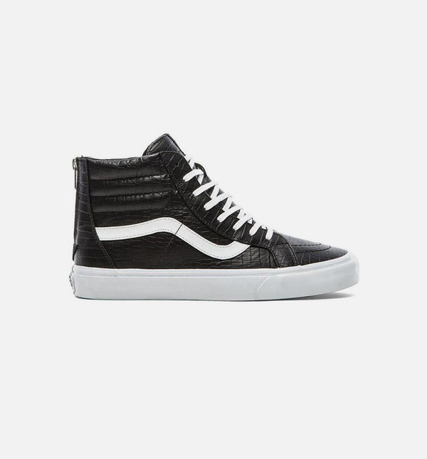 VANS VAULT OG SK8 HI LX PIRATE MEN'S -  BLACK/WHITE