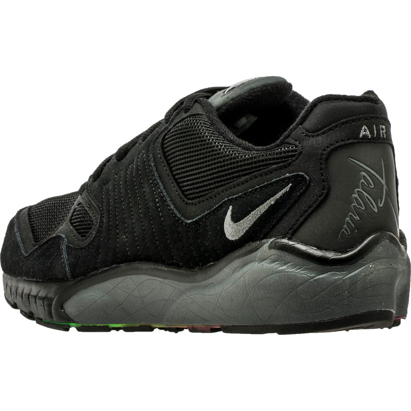 NIKE AIR ZOOM TALARIA '16 SP MEN'S TENNIS SHOE - BLACK/DARK GREY