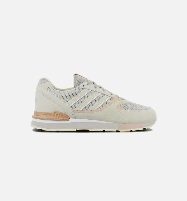 ADIDAS CONSORTIUM QUESENCE SOLEBOX MEN'S SHOE - WHITE/TAN